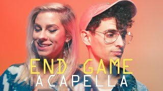 Download Lagu Taylor Swift - End Game ft. Ed Sheeran, Future [ACAPELLA COVER] Gratis STAFABAND