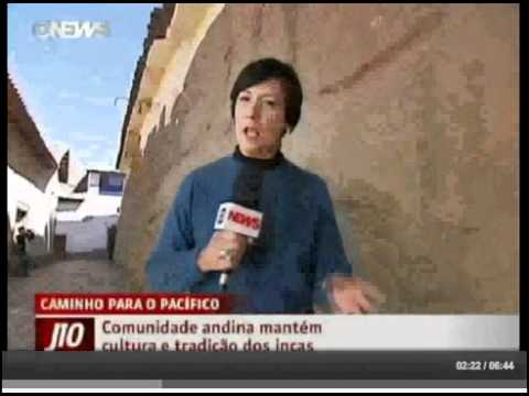 Parte 4 Reportagem Estrada do Pacifico - Glogo News 2011.WMV
