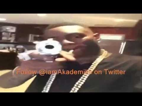 Soulja Boy Shows the Police his Arsenal of Guns and Jewelry.
