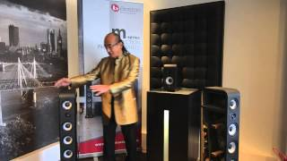 Boston Acoustics m series presented by Ken Ishiwata