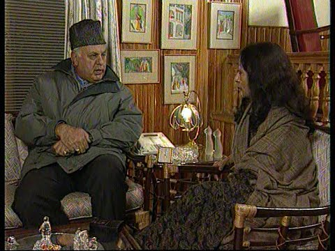 Interview with Farooq Abdullah