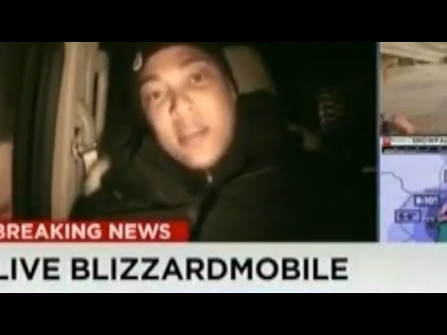 Don Lemon's Blizzardmobile Is Too Silly Not To Laugh Your Ass Off At