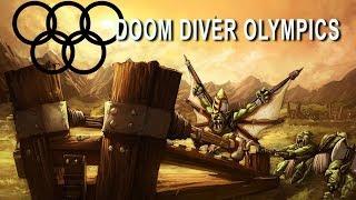 The Doom Diver Olympics - Winner gets $200