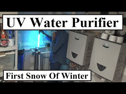 #368 - Ultraviolet Water Purifier, 1st Snow, Road To RPR