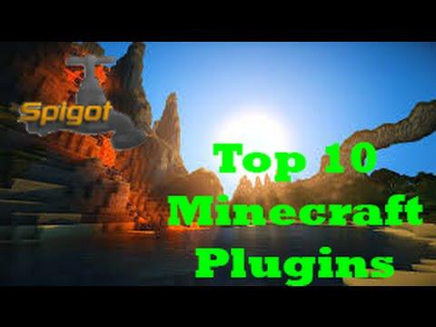Minecraft Spigot Plugins - Top 10 for 1.8.1 NEW [2014]