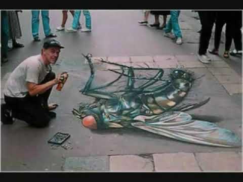 3d umetnost na ulici
