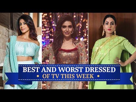 Hina Khan, Karishma Tanna, Krystle Dsouza: TV's Best and Worst Dressed of the Week thumbnail