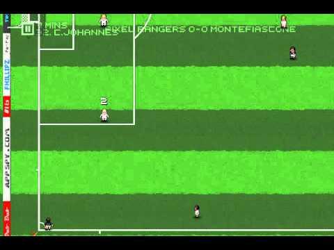 Tiki Taka Soccer - my replay