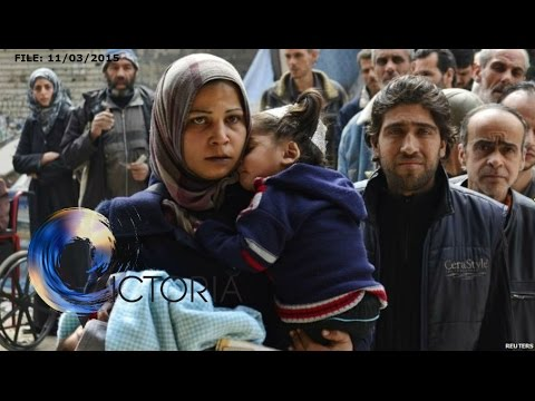 Syria: 'Situation in Yarmouk is beyond inhumane '- BBC News