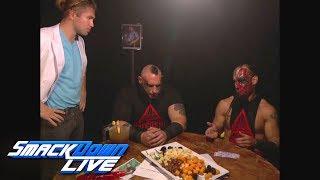 """Breezango interrogates The Ascension on """"Fashion Vice"""": SmackDown LIVE, June 27, 2017"""