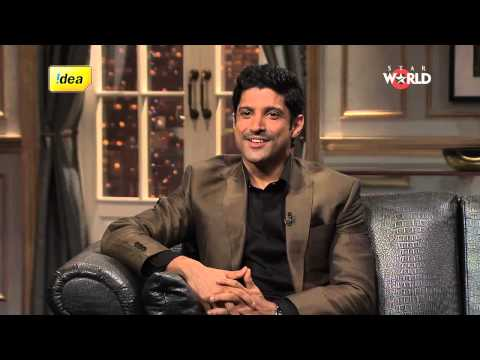 Vidya Balan and Farhan Akhtar are spilling the beans!
