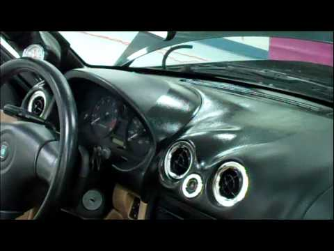 How To Restore A Car Interior Using Wipe New Youtube
