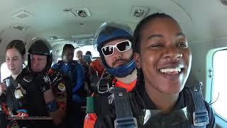 Skydiving in Dallas
