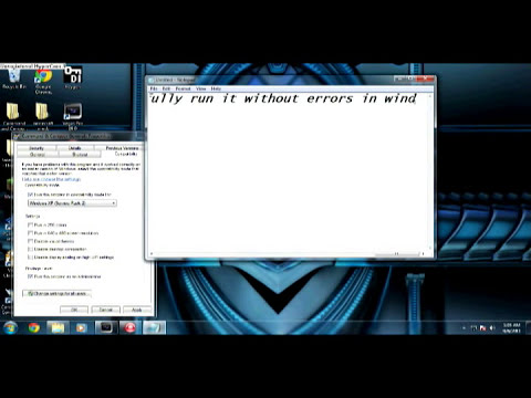 How to fix Technical Error in Command And Conquer Generals (Windows 7)