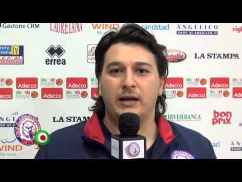 Coach Viola presenta Aget Imola – Angelico Biella