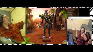 4k Live OBS Creative Cloud world of warcraft zodiac style