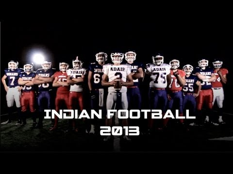 Get ready for the Indians' 2013 Football season by coming out to all their home games, but if you can't make it out to the games, you can watch LIVE on Duo C...