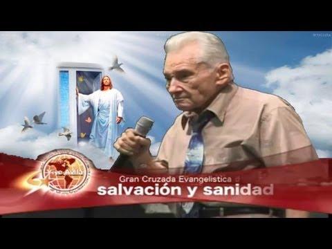 Muere Yiye Avila   Ya Esta Con El Señor   Predica Yiye Avila ¿Que Veremos En El Cielo?