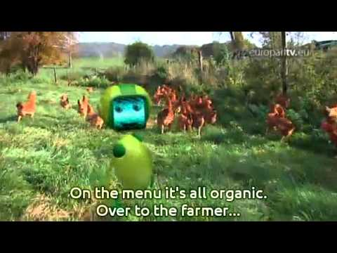 A-Z: O for Organic Food