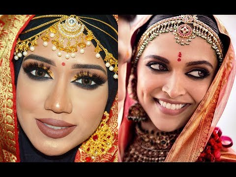 Deepika Padukone Wedding Makeup | BANGLADESH