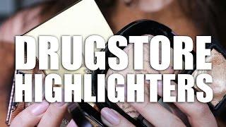 BEST DRUGSTORE HIGHLIGHTERS | Favorites