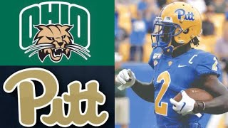 Ohio vs Pittsburgh Highlights | NCAAF Week 2 | College Football Highlights
