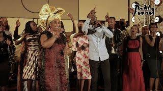 Ibihe BIDASANZWE// Liliane Kabaganza yaririmbanye na Rehoboth Ministries bahesheje umugisha benshi