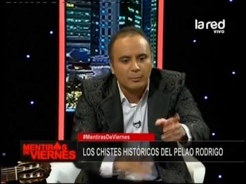 Chiste histórico del Pelao Rodrigo