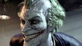 Batman: Arkham City - Mark Hamill Interview