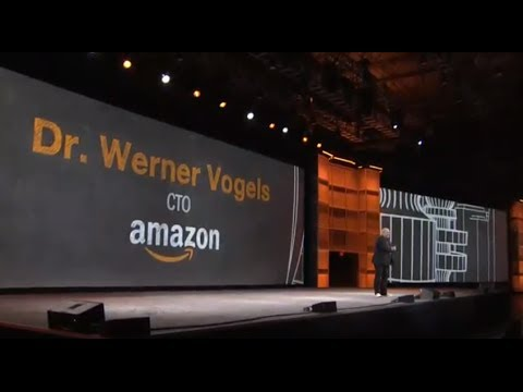Watch Amazon CTO, Werner Vogels, talk about innovation on the AWS Cloud featuring exciting product announcements and customer stories from Netflix, Parse, Airbnb, and Dropcam.