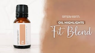 Fit Essential Oil Blend: 3 Effective Essential Oils for Appetite Control
