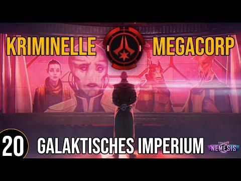 Sicherung der Macht auf Lebenszeit | 20 | Galaktisches Imperium | Stellaris NEMESIS | Let's Play