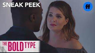 The Bold Type   Season 1 Finale Sneak Peek: Sutton & Alex Have An Awkward Interaction   Freeform