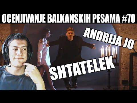 OCENJIVANJE BALKANSKIH PESAMA - ANDRIJA JO - SHTATELEK (OFFICIAL VIDEO)