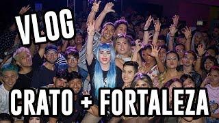 PERFORMEI PRA UMA MULTIDÃO NO CEARÁ - Lady Gaga Enigma Cover Tour Vlog