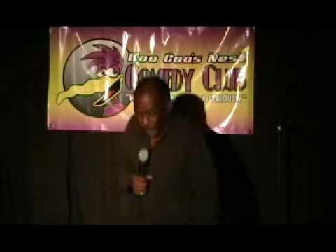 Chris Barnes Comedian Chris Barnes at Koo Coo's Nest