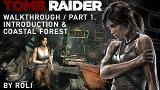 Tomb raider 2013 game walkthrough video