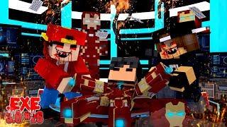 Minecraft .EXE 3.0 #26 - IRONMAN IS THE NEXT .EXE VICTIM?!!
