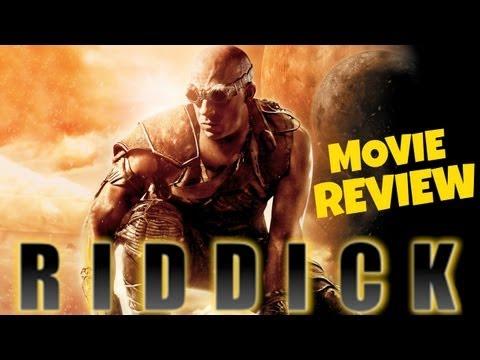 Riddick - Movie Review by Chris Stuckmann