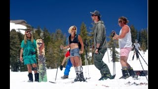 Record Cold July in Arctic & Squaw Valley & Tahoe First Time Ever July 4th Skiing (407)