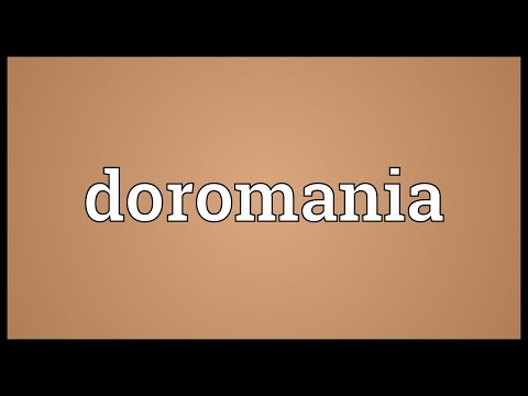 Header of doromania