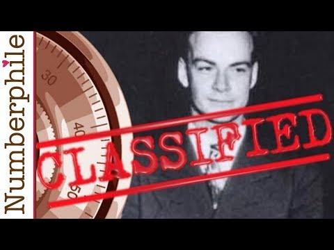 Safe Cracking with Feynman - Numberphile