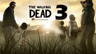 ▶ The Walking Dead Walkthrough Episode 01 A New Day Part 03- [HD]