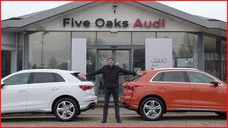 2019 Audi Q3 - King of the Compact SUVs ? [FIRST DRIVE]