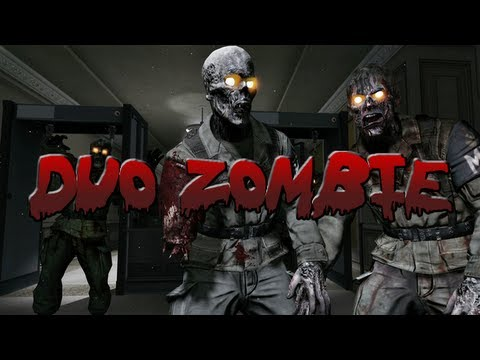 Duo Zombie avec Cruxy - Five