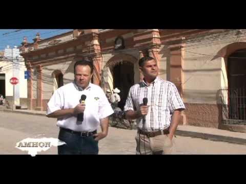 Municipios Bellos de Honduras --- GRACIAS Y LA CAMPA, LEMPIRA