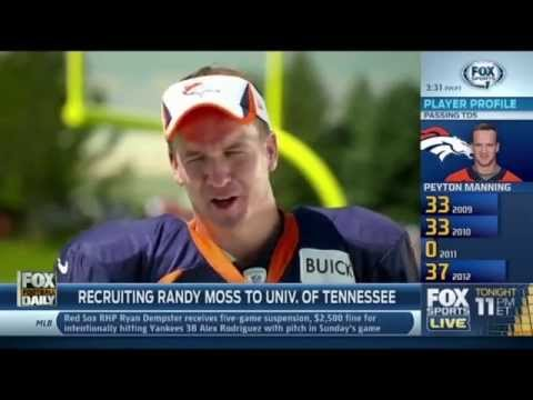 SD version, Peyton Manning Interview, camera, Mister Photon Media, Colorado