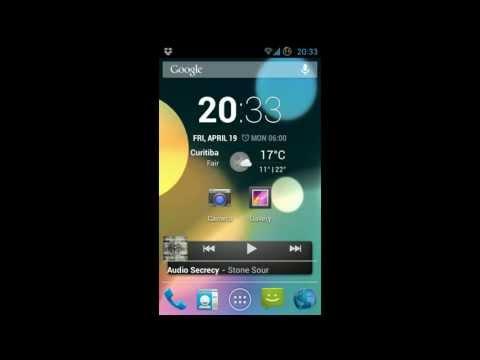 LG P920 - Jelly Bean (4.2.2)