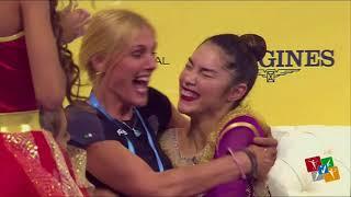 Mondiale Sofia - Parola alle protagoniste. Intervista di bronzo