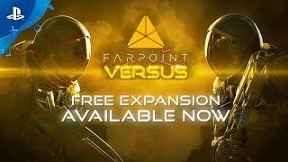 Farpoint - Versus Expansion DLC Trailer   PS4